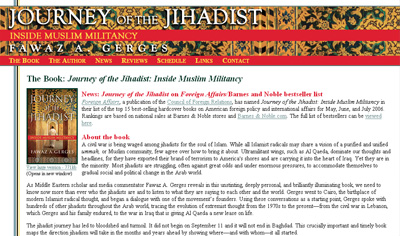 Screenshot of Journey of the Jihadist